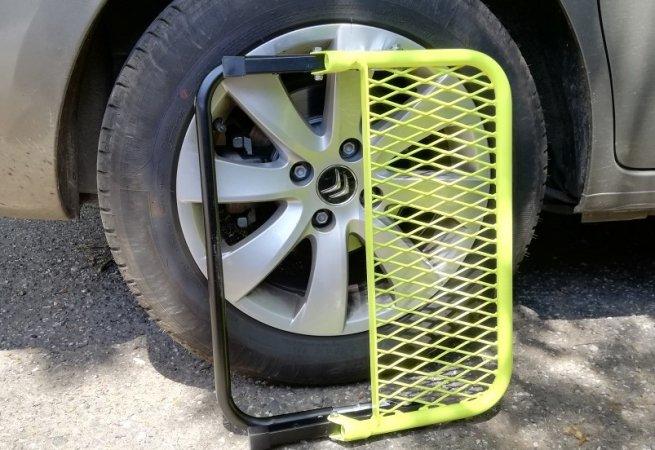 """Stupačka na kolo auta - pneu do 16"""""""