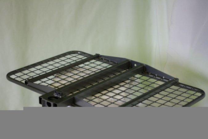 Nosič na auto BASIC - zinek - 60 x 100