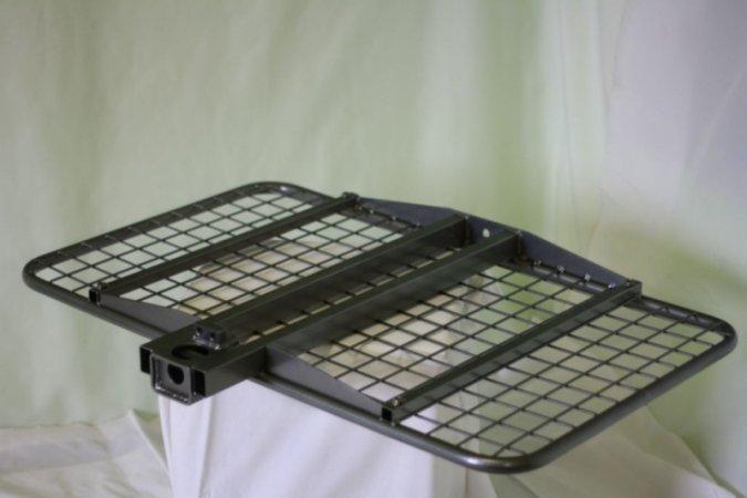 Nosič na auto BASIC - zinek - 60 x 120