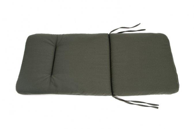 Podsedák na zahradní židli Standard se šňůrkou - 100 x 50 - šedý