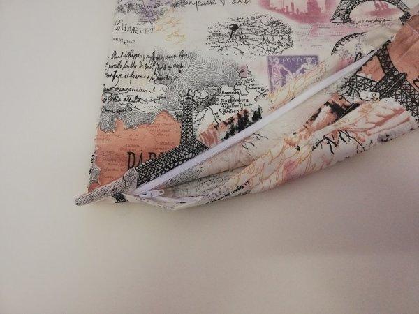 Polštářek s povlakem love - 40 x 40 cm