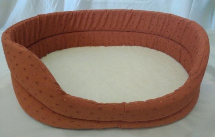 Pelech pro domácí mazlíčky - oranžový - Výprodej