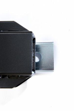 Nosič na čtyřkolku - 100 x 60 cm - komaxit - uchycení na kouli