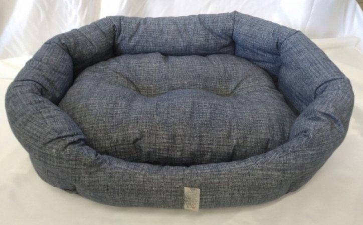 Pelech pro domácí mazlíčky - tmavě šedý - Výprodej