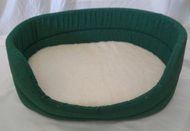 Pelech pro domácí mazlíčky - zelený - Výprodej