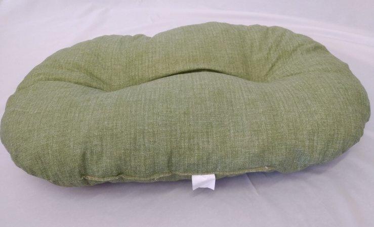 Polštář pro domácí mazlíčky - zelený - Výprodej