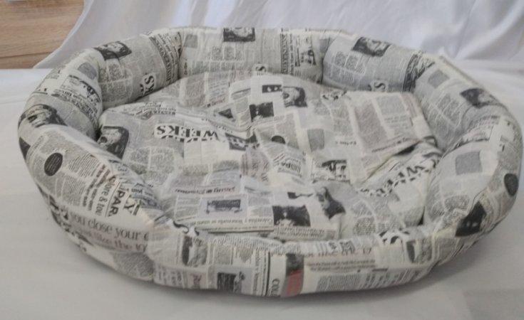 Pelech pro domácí mazlíčky - noviny - Výprodej