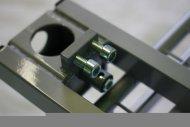 Nosič na auto SUPERIOR s ohrádkou a světly - zinek - 60 x 120